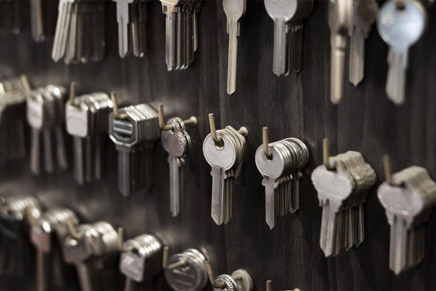 Duplicazione chiavi di ogni forma e dimensione a Bedizzole - Ferramenta Bresciani